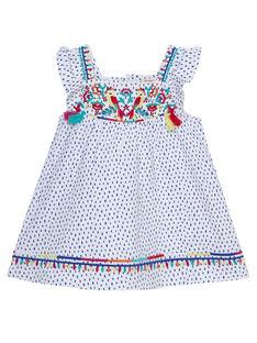 Completo abito e bloomer in jersey neonata JIMARENS1 / 20SG09P1ENS000