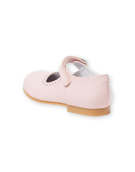 Scarpe baby rosa chiaro bambina LFBABSONIAP / 21KK3534D13301