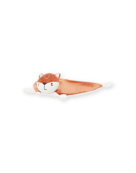 Peluche volpe bicolore nascita unisex MOU1DOU1 / 21WF4245JOU001