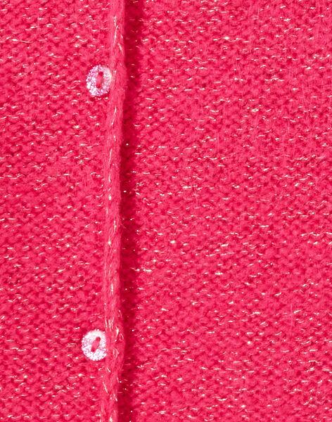 Pink CARDIGAN KAJOCAR5 / 20W90131D3CD320