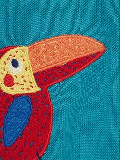 Cardigan Blu JUMARGIL / 20SG10P1GILC242