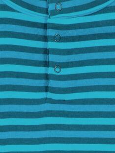 Blue Roll-neck GUJOSOUP3 / 19WG10L3SPLC235