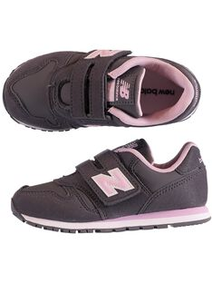 Sneakers grigie bambina NEW BALANCE GFYV373MCE / 19WK35P3D37940