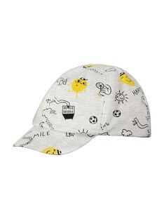 Cappellino in cotone neonato FYULICASQ / 19SI1021CHA099