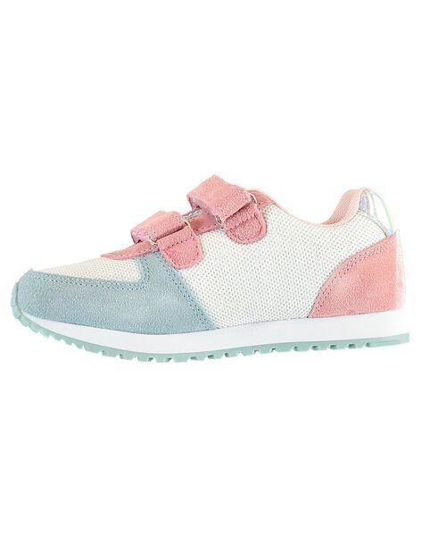 Sneakers Multicolore JFBASPASTL / 20SK35Y1D3F099