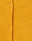 Yellow CARDIGAN KAJOCAR3 / 20W90157D3C107