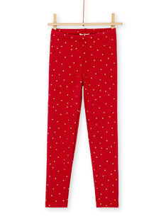 Red PANTS KAJOLEG5 / 20W90145D2BF504