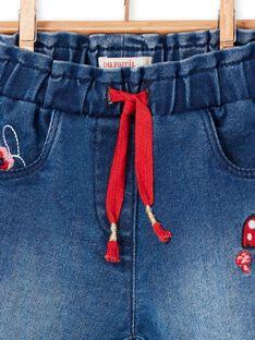 Jeans blu neonata LIHAPAN / 21SG09X1PANP270