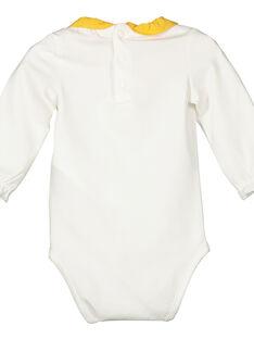Body maniche lunghe neonata FILIBOD / 19SG0921BOD001