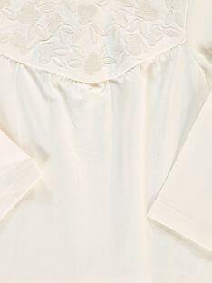 Baby girls' long-sleeved T-shirt CIJOTEE1 / 18SG09R1TML001
