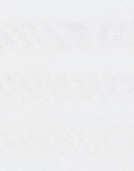 Body ecrù neonato LUHABOD1 / 21SG10X2BOD001