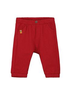 Pantaloni neonato FUBAPAN1 / 19SG1061PANF509