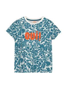 T-shirt fantasia bambino FOCUTI1 / 19S902N2TMC001