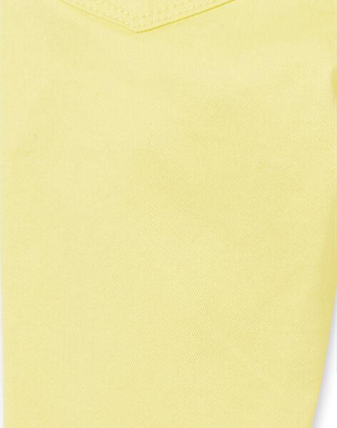 Jeggings gialli tinto in capo LAJOJEG4 / 21S90141D2B116