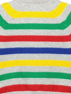 Cardigan con cerniera in lana neonato FUCOGIL / 19SG1081GIL099