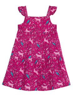 Pink Dress JAJOSROB5 / 20S901T4ROBD320