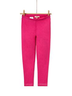 Pink LEGGINGS KYAJOSLEG1 / 20WI0151D26D320