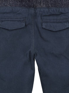 Blue pants GOBLAPAN2 / 19W902S2PANC243