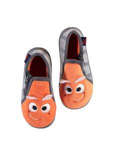Orange BOOTIES LBGBOTMONST / 21KK3813D0A400