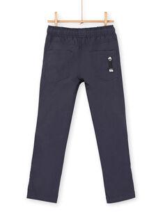 Pantaloni grigio scuro - bambino LOPOEPAN2 / 21S902Y2PANJ900