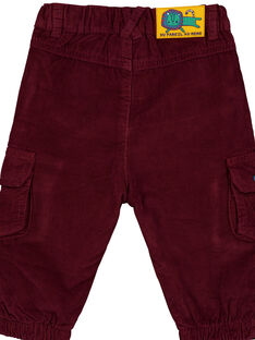 Purple pants GUMUPAN1 / 19WG10F1PAN718