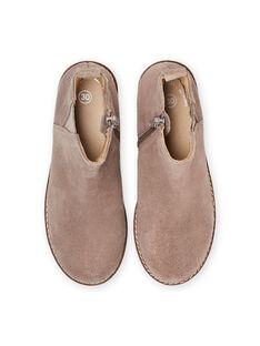 Light brown BOOTS MABOOTAUPE / 21XK3577D0D803