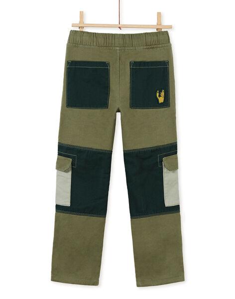 Green PANTS KOBOPAN / 20W902N1PANG607