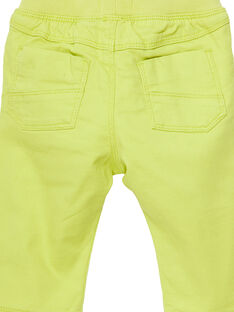 Pantaloni in tela neonato JUCLOPAN / 20SG1011PANB105