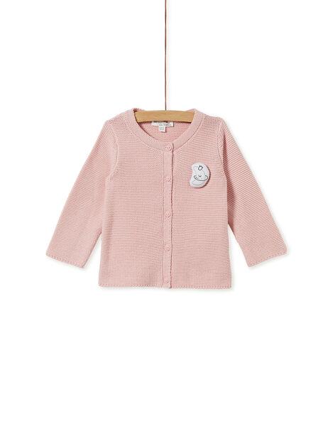 Pink WAISTCOAT KOU1GIL2 / 20WF0311GILD303