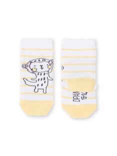Calze a righe scimmia LOU1CHO2 / 21SF41H1SOQ000