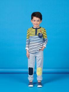 Pantaloni a righe bambino LONAUPAN / 21S902P1PAN070