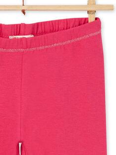 Leggings bambina LYAJOSLEG1 / 21SI0142CALF507