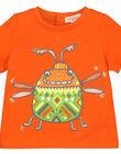 T-shirt maniche corte neonato FUYETI1 / 19SG10M1TMC400