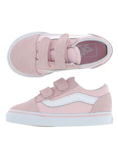 Baby girls' Vans trainers CBF344KQ7K / 18SK37A1D4O301