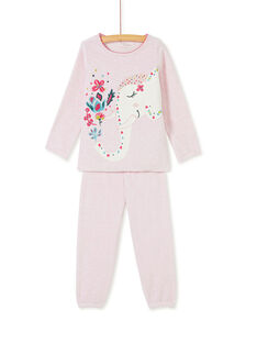 Heather pink PAJAMAS KEFAPYJELE / 20WH11I4PYJD314