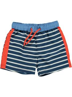 Boys' swim shorts CYOMERBOX2 / 18SI0284MAI720