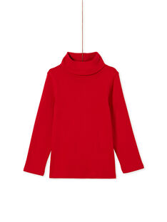 Red UNDER-SWEATER KOJOSOUP2 / 20W90246D3BF518