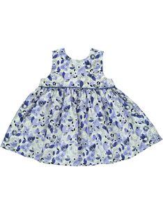 Baby girls' sleeveless dress CIKLEROB3 / 18SG09D2ROB099