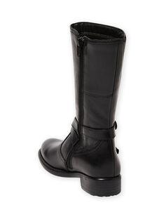 Black BOOTS MABOTTECAVA / 21XK3583D10090