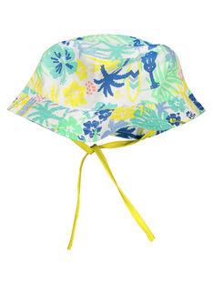 Cappello da pescatore a fiori neonato FYUCUCHA / 19SI10N1CHA099