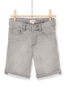 Bermuda in jeans neonato LOTERBER4 / 21S902V2BERK004