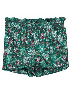 Shorts a palloncino con stampa GIVESHO / 19WG0921SHOG627