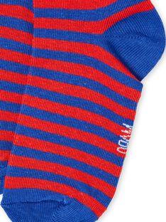 Blue SOCKS LYOJOCHOR6 / 21SI0241SOQ703