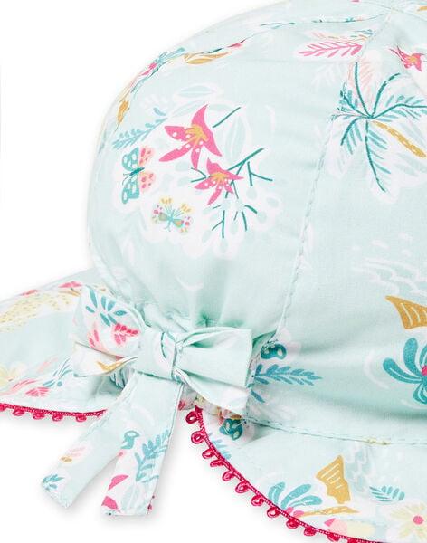 Cappello blu neonata LYIVERCHA / 21SI09Q1CHAG622