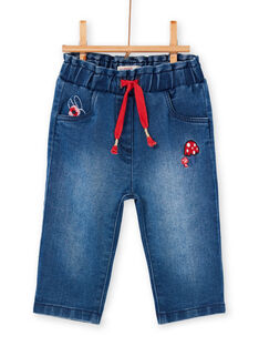 Jeans blu neonata LIHAPANEX / 21SG09X2PANP270