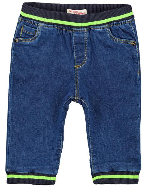 Jeans knit denim neonato GUBLAJEAN / 19WG10S1JEAP274