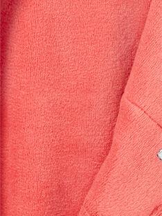 Tuta con cappuccio rossa neonato LUNOCOM / 21SG10L1CBL410