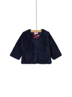 Navy CARDIGAN KIJOCAR2 / 20WG0953CAR070