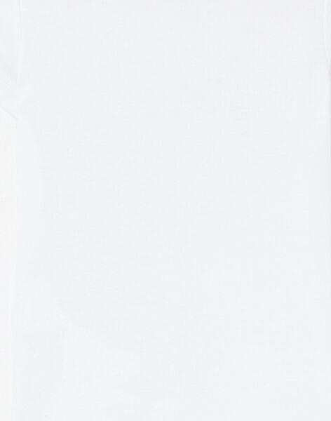 Body bianco neonato LEGABODTRI / 21SH1428BDL000