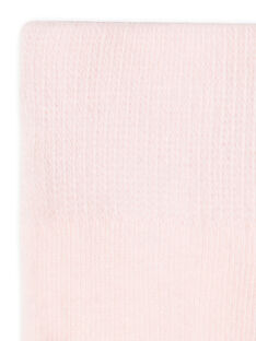 Collant rosa neonata LYIESCOL8 / 21SI0961COLD310